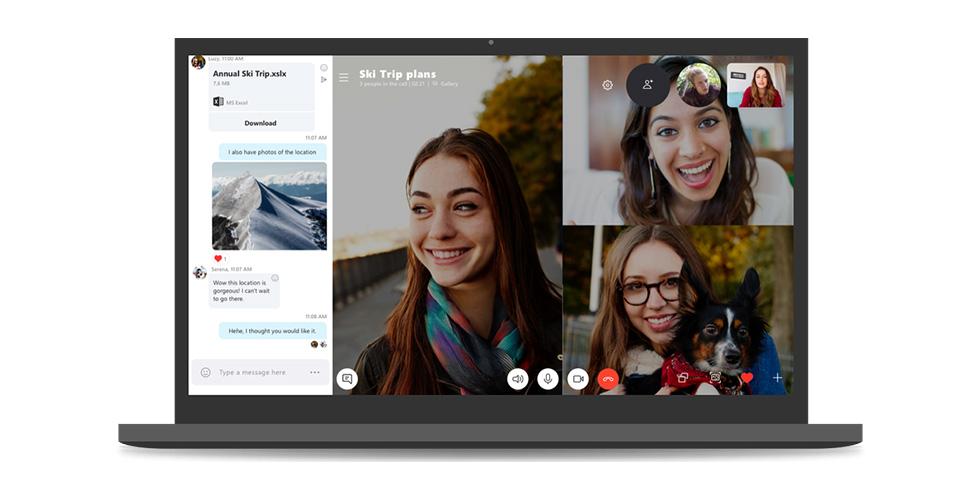 سجّل مكالماتك قريباً عبر Skype
