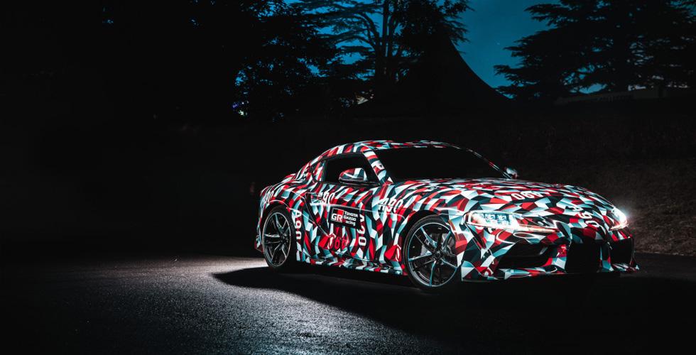 Toyota  ستقدّم خيار محرّكٍ ثانٍ لSupra