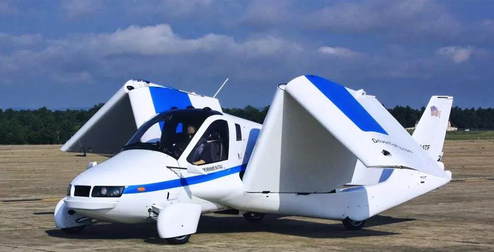 تفاصيل جديدة حولة سيّارة Terrafugia  الطّائرة