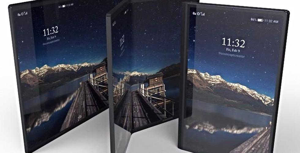 هاتف Samsung  الذّكي المتحوّل