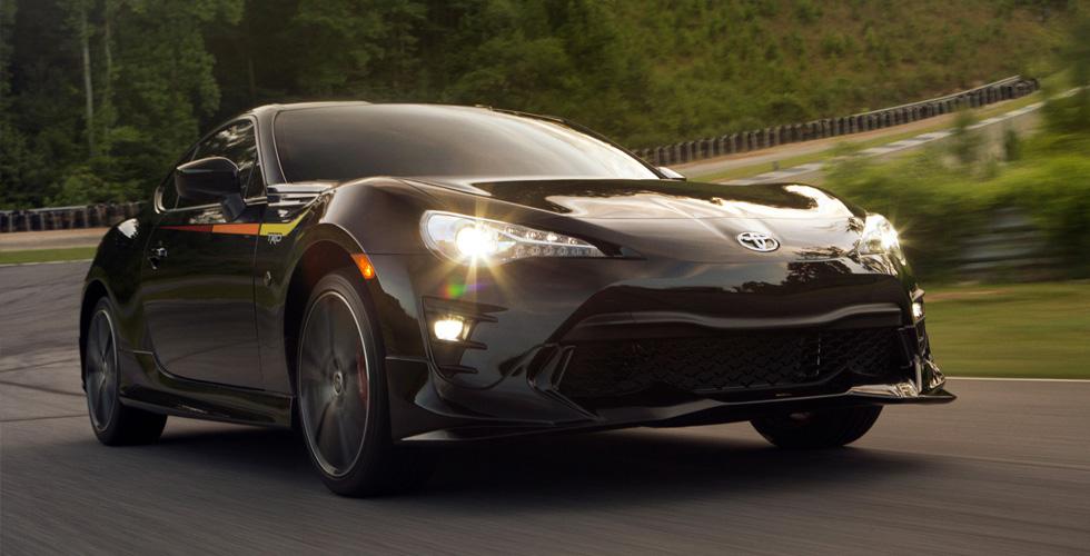 نسخة مميّزة من Toyota 86  لل2019