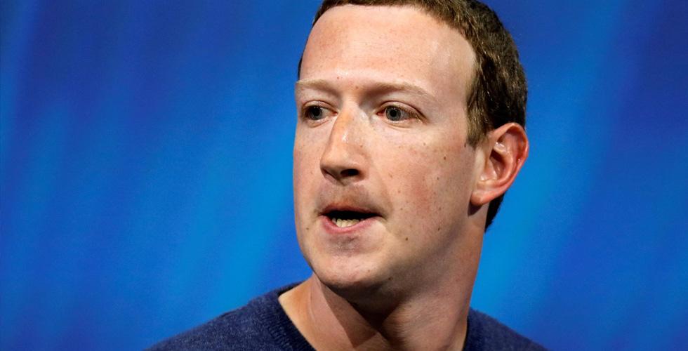 زوكربرغ يخسر المليارات من تراجع أسهم فيسبوك