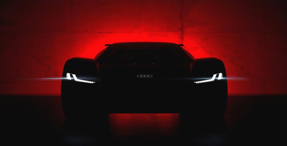 Audi تطلق سيّارةً كهربائيّة خارقة