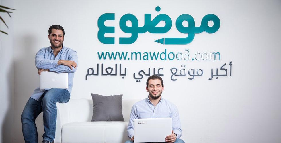 موقع mawdoo3.com يستثمر بملايين الدولارات