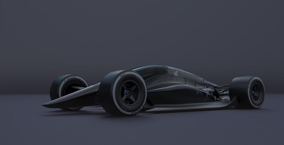 Turbine T1 مكان Formula 1؟