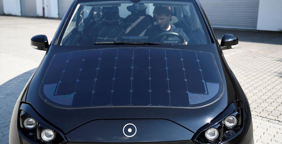 سونو موتورز تستثمر في سيارات الطاقة الشمسية