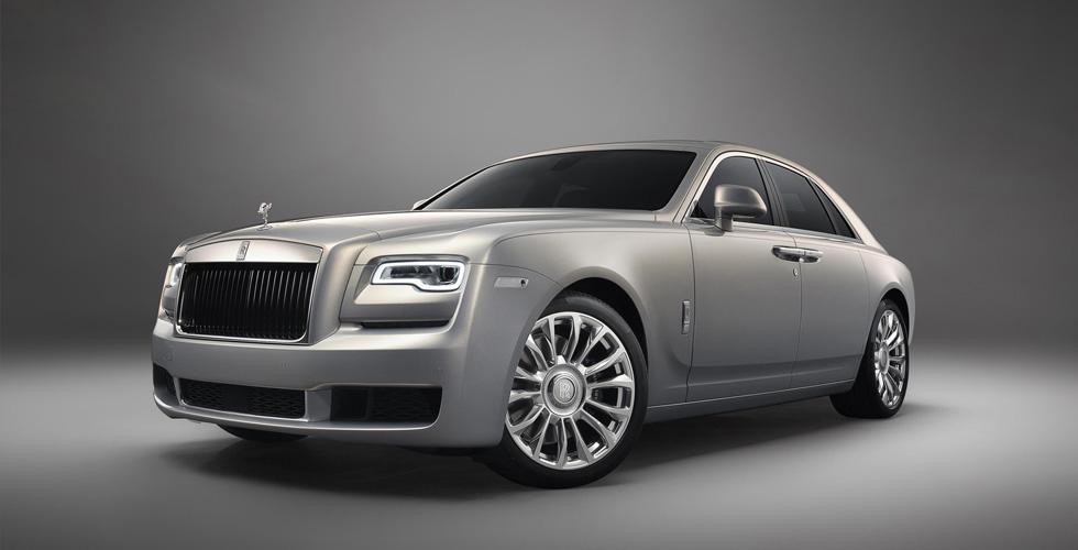 Rolls-Royce تُحيي أمجاد Silver Ghost