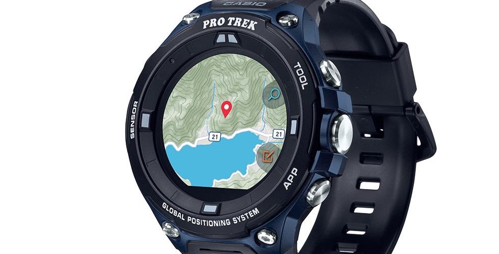 كاسيو تطلق ساعة Pro Trek WSD-F20A في الإمارات