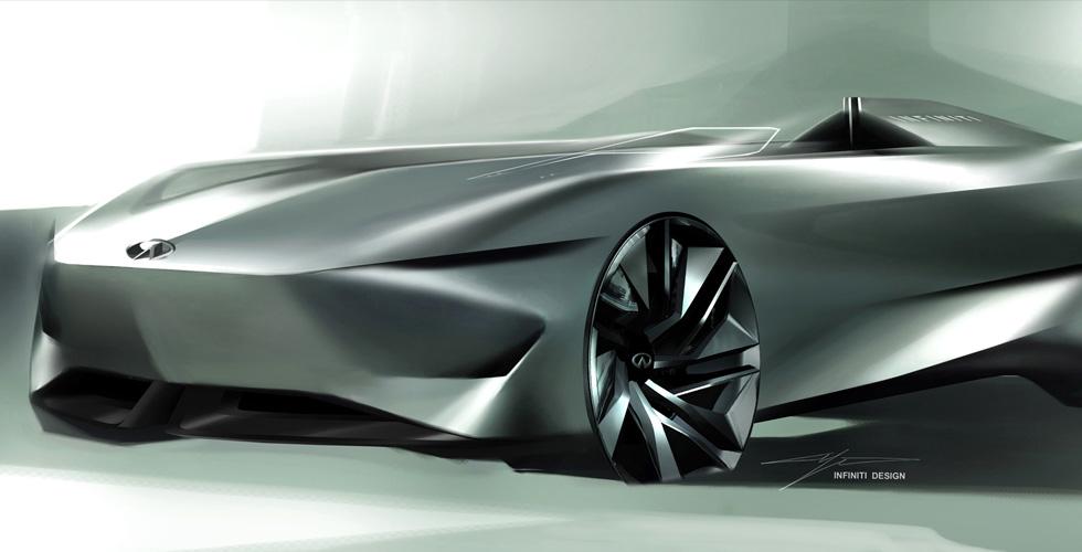 مستقبل Infiniti.. سيّارات كهربائيّة