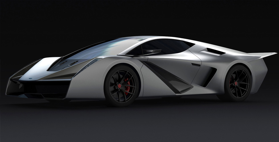 كارلوس سلف يبني سيّارة Salaff C2 الجديدة