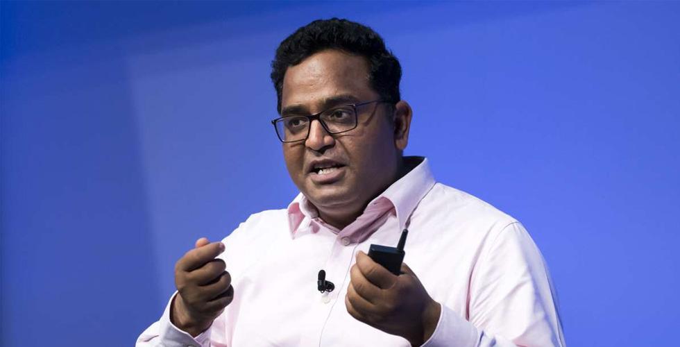 فيجاي شيخار شارما، أصغر ملياردير في الهند