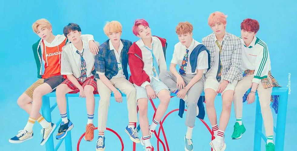فرقة BTS تحقّق رقمًا قياسيًا جديدًا