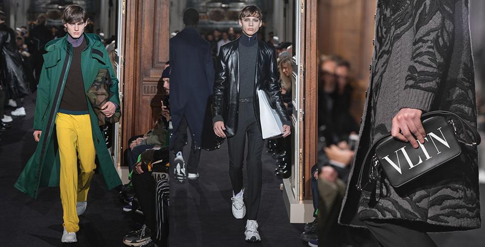 مجموعة Valentino لموسم خريف/شتاء ٢٠١٨-٢٠١٩