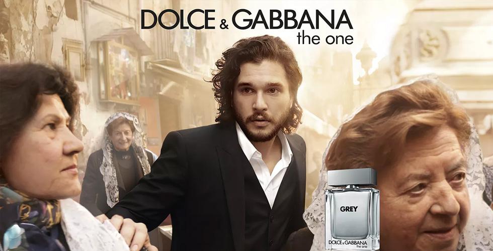 هارينغتون في تعاونٍ جديدٍ مع Dolce & Gabbana