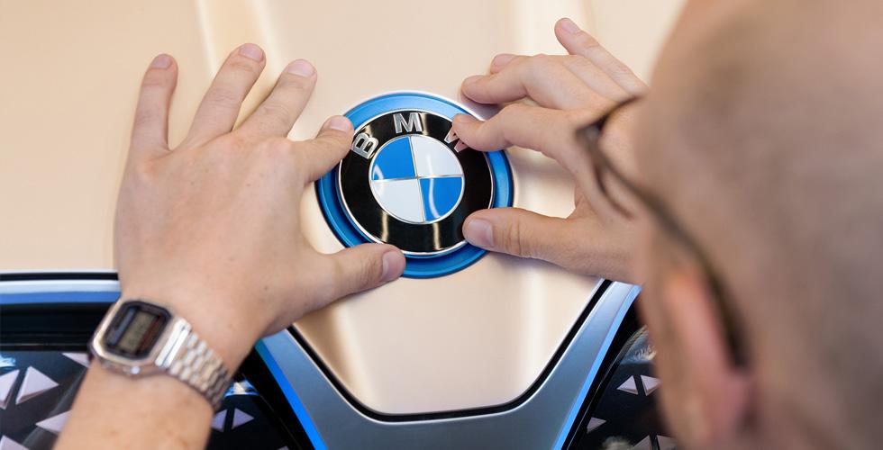 العيون على Vision iNext.. BMW جاهزة