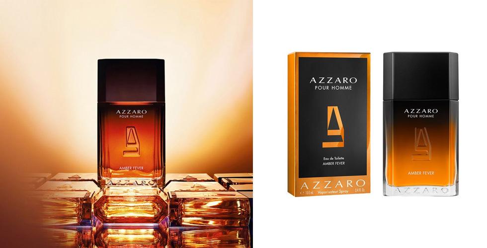 ثلاثة عطور جديدة من Azzaro
