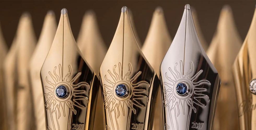 تصاميم نادرة من Montblanc