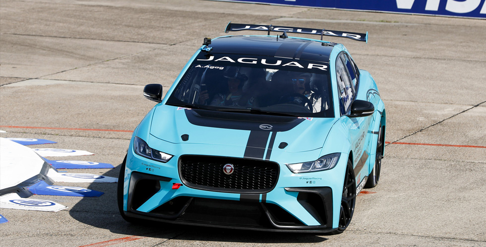 Jaguar I-Pace eTrophy سينطلق.. والسعوديّة المحطّة الأولى
