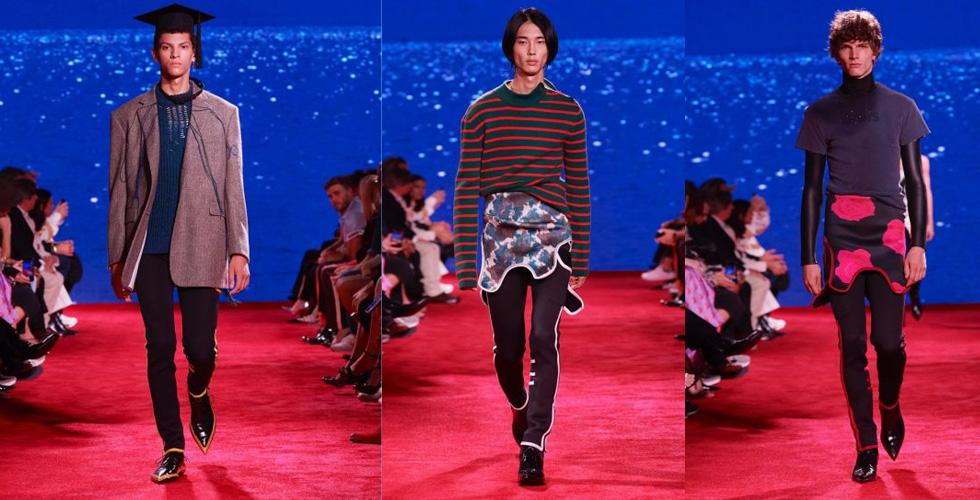 Calvin Klein تستكشف الأضداد