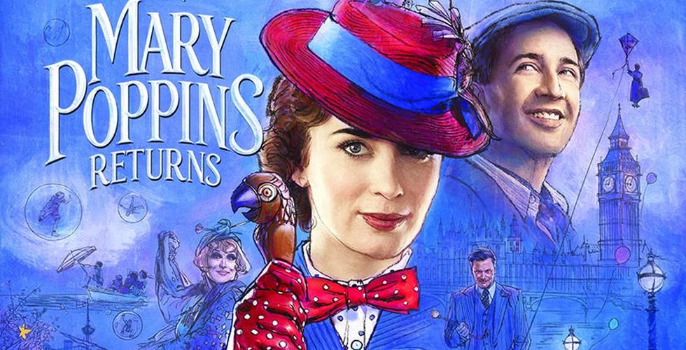 الجميع ينتظر ماري بوبينز في دور السينما