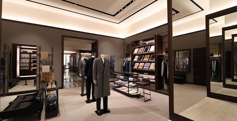 متجر مستقلّ جديد لعلامة dunhill في دبي مول