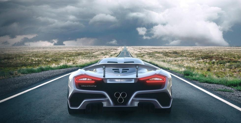سباق الـ300 ميل في السّاعة انطلق..ستفعلها F5 Venom