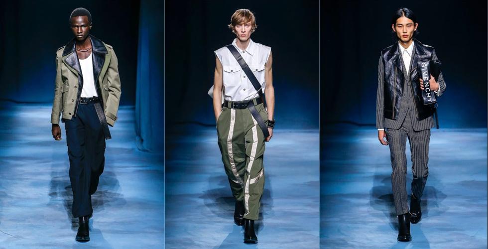 Givenchy تعتمد الأسلوب الموحّد