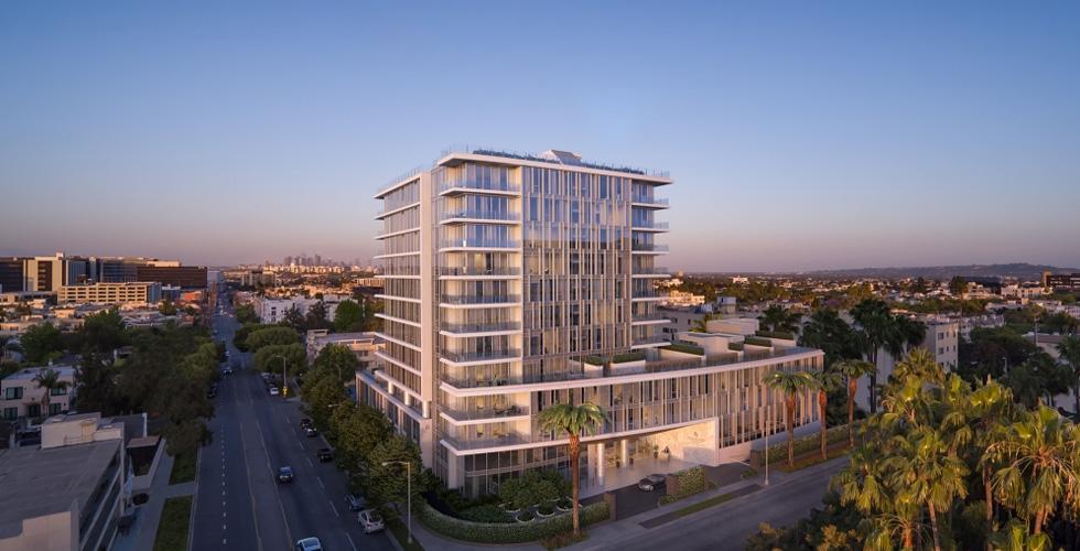 فور سيزونز تطلق مساكنها الأولى في لوس انجليس