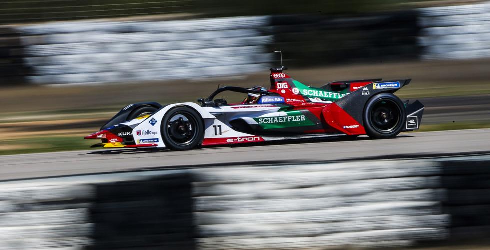 الكشف عن Audi e-tron FE05  لسباق Formula E