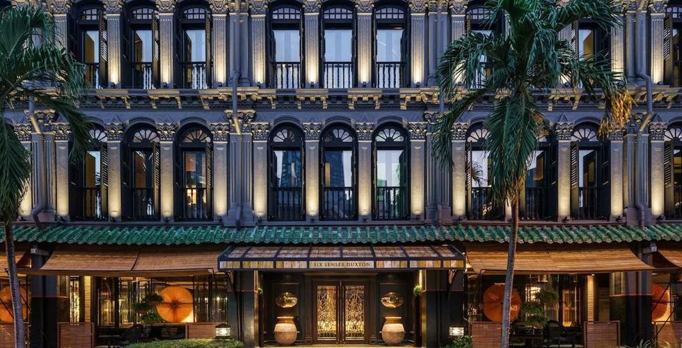 رحلة زمنيّة الى سينغافورة مع سيكس سانسز