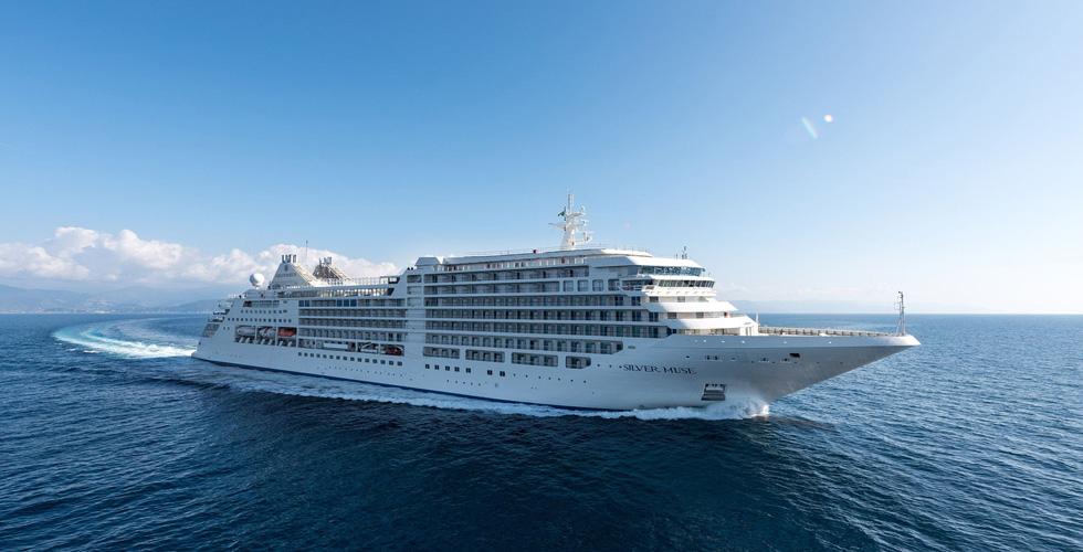 أسطول Silversea يتوسع