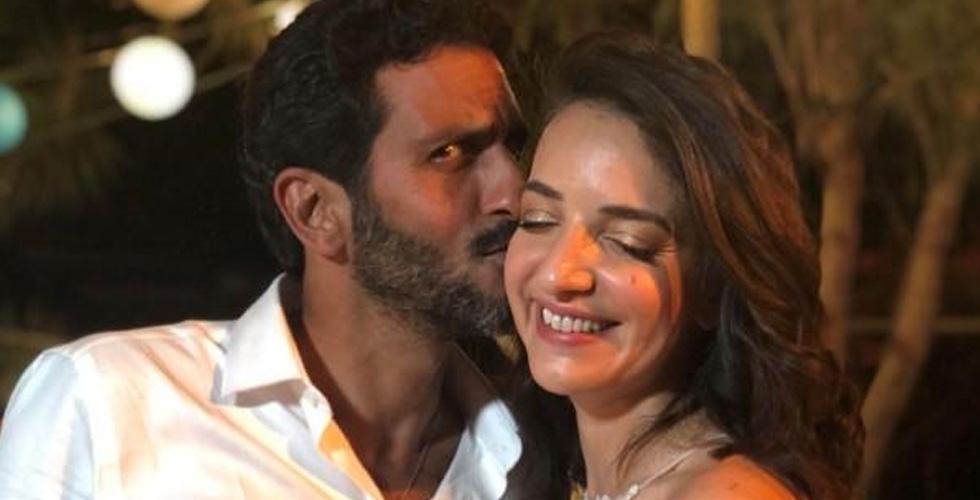 زواج ممثل يهودي باعلامية عربية يخلق الحساسيات