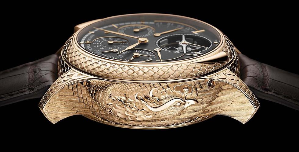 ساعة من Vacheron Constantin تمزج الحرفيّة و الأناقة