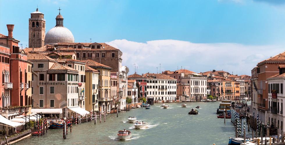 فنادق روزوود الآن في البندقيّة في إيطاليا