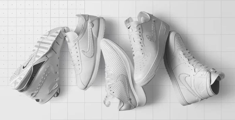 أحذية نايكي الشتائية تكرّم نجوم الرياضة