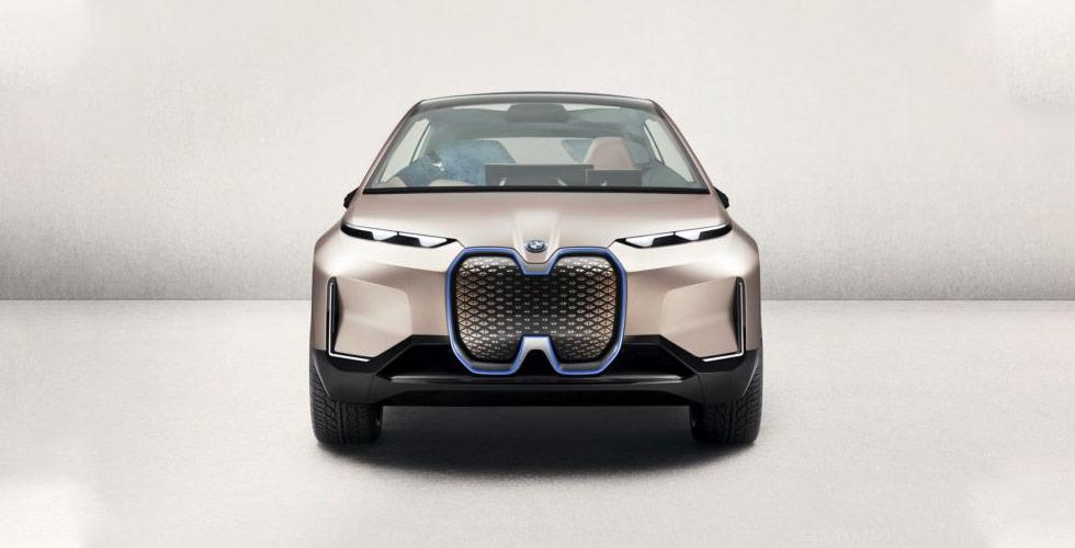 BMW Vision iNEXT.. لفت أنظار وقلق الانتظار