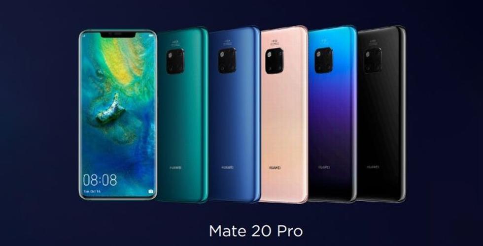 Mate 20 Pro.. وجهٌ جديد لتكنولوجيا الاتّصالات