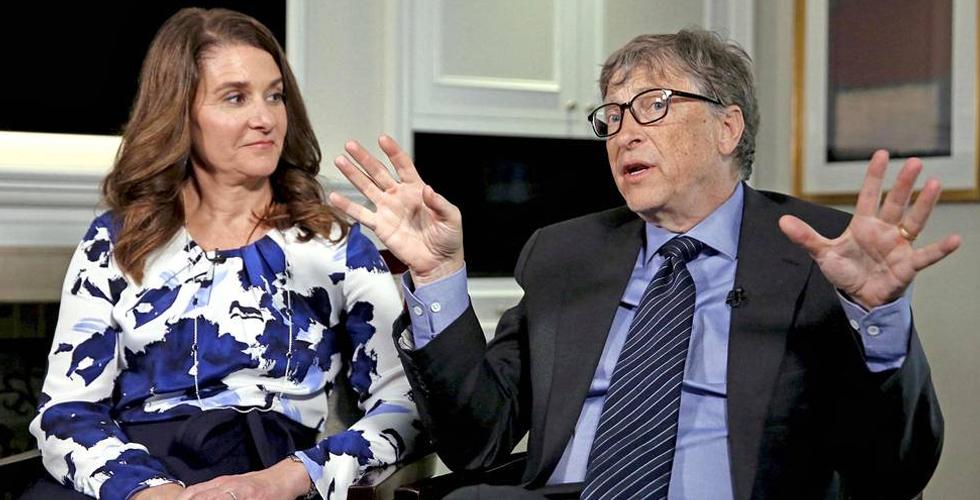 بيل وميليندا غيتس لمزيد من العطاءات لمكافحة الأمراض