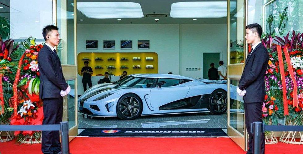 Koenigsegg تعود باستثمارٍ منافس