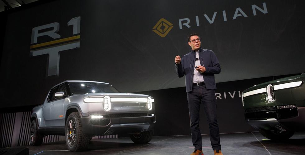 Tesla في خطر والسّبب ريفيان