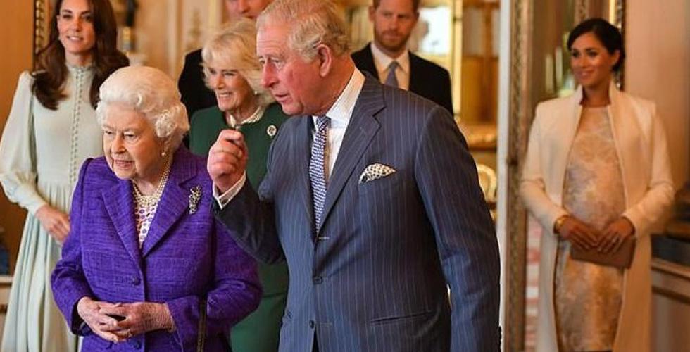 احتفال ملكي لولي العهد البريطاني