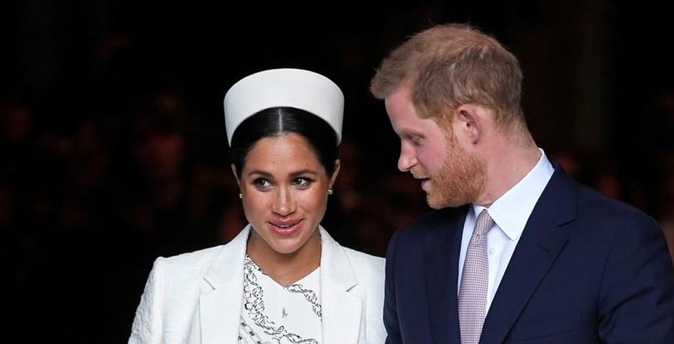 الأمير هاري تعيس لتصرفات زوجته