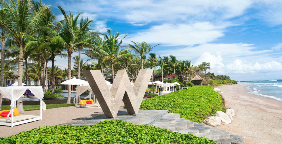 فنادق W تفتتح ثاني مبانيها في بالي