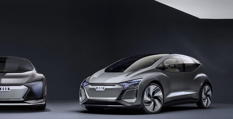 Audi والذكاء الاصطناعي.. اهرب من ضجيج المدينة