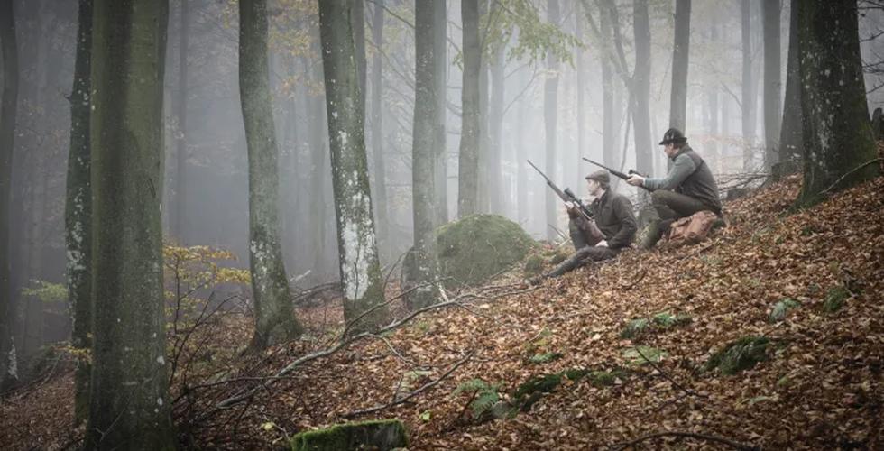 أندر أسلحة الصّيد في VO Vapen السّويد!