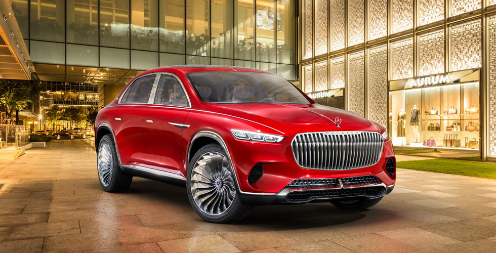 Mercedes-Maybach.. أغلى سيّارة في الولايات المتحدة!