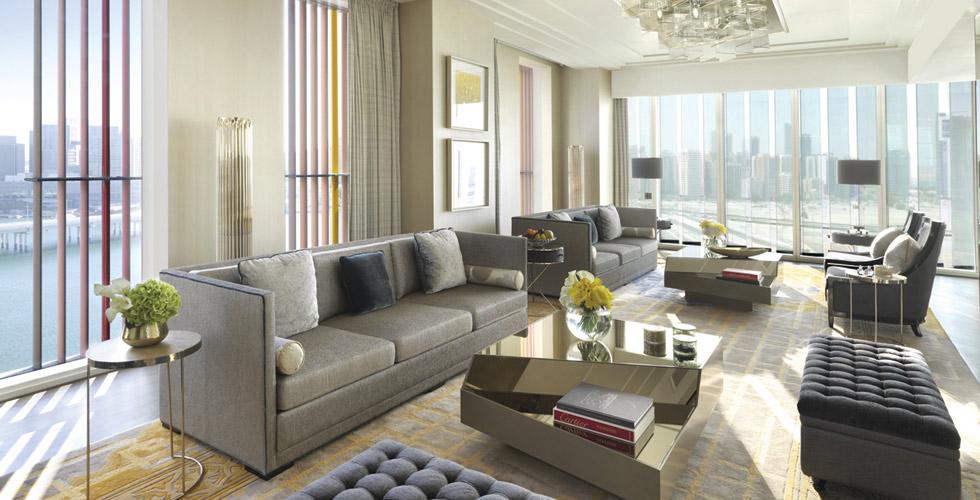 فوربس: أفضل الغرف في فور سيزونز أبو ظبي