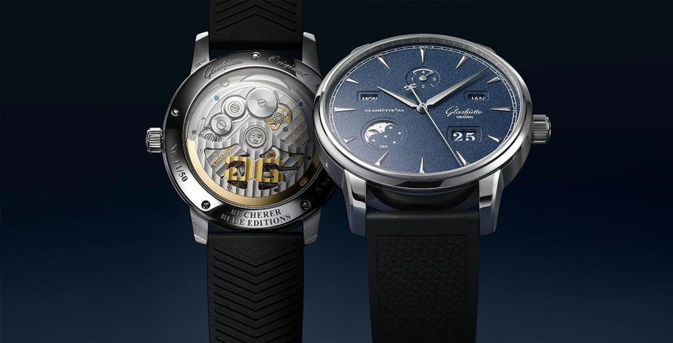 ساعة جديدة من Glashütte Original و Bucherer احتفالًا