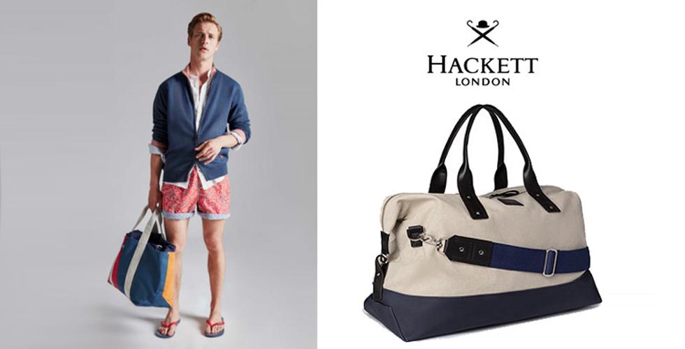 حقائب هاكيت مصنوعة من الأناقة