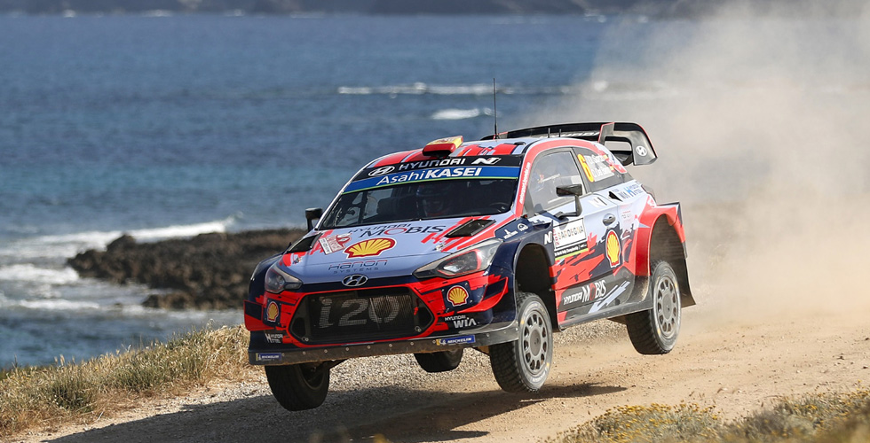 WRC في تحوّل إلى الكهرباء عام 2022!